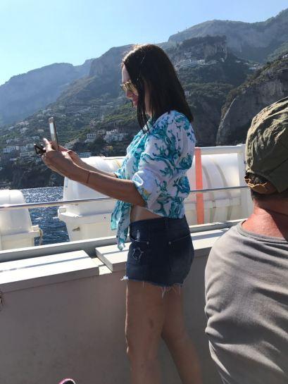 9-Foto de la foto en la Costa Amalfitana